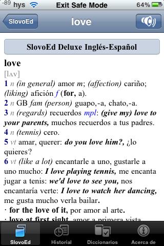 SlovoEd Deluxe SpanishEnglish 1.0-03