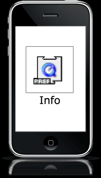 Editar archivo Info de los temas