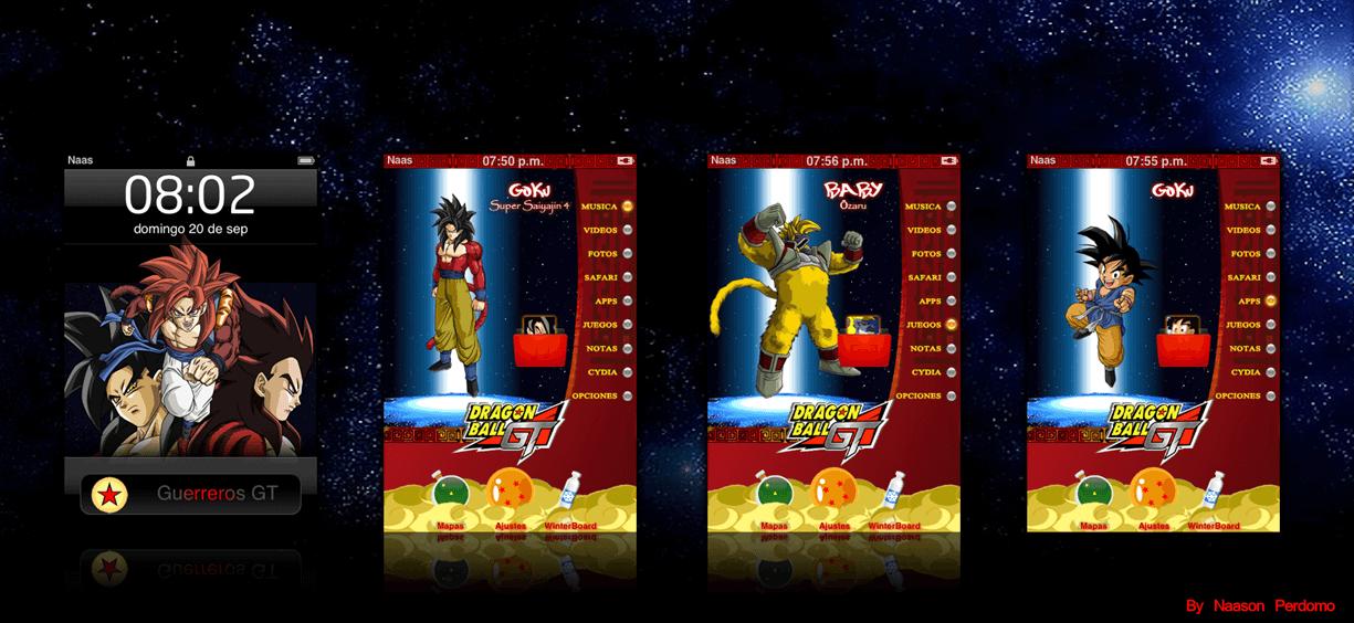 Theme: Dragon Ball Z NP 2.0 2