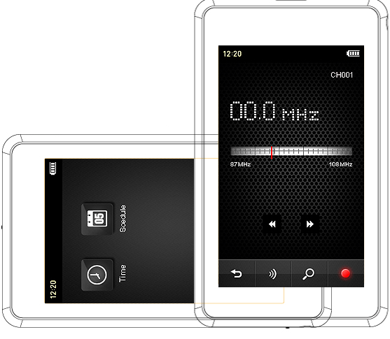 i-Station E9 Parece el iPod touch pero no lo es-05