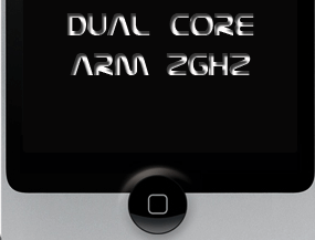 Dual Core CPU ARM Cortex-A9