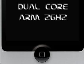 Dual Core CPU ARM Cortex-A9