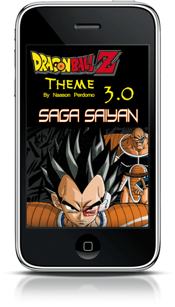 Theme: Dragon Ball Z Saga Saiyan NP 3.0