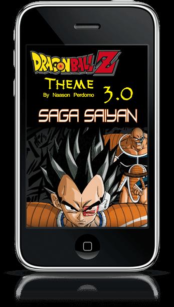 Theme: Dragon Ball Z Saga Saiyan NP 3.0
