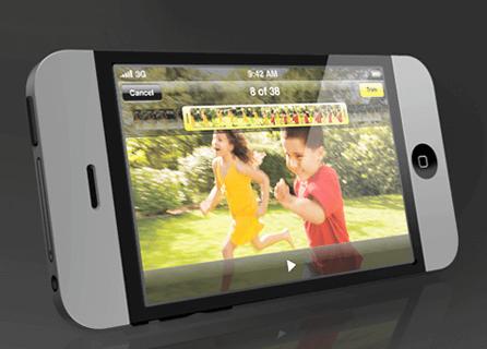 Concepto de iPhone 4G, al estilo iMac-01