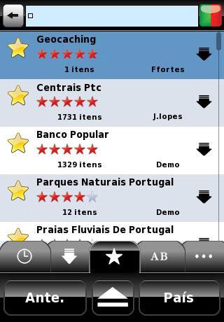 NDrive 1.0 (GPS America del Sur)-01