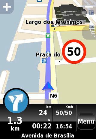 NDrive 1.0 (GPS America del Sur)-02