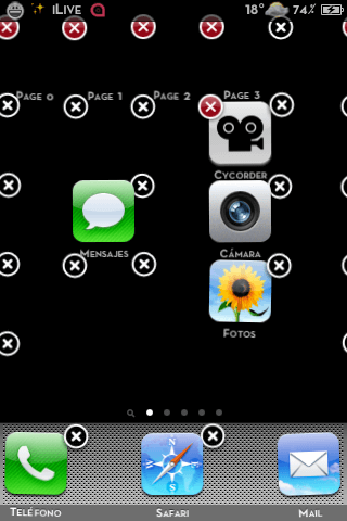 iPhone 2G y 3G