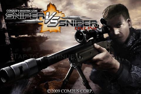 Sniper vs. Sniper 1.0.1-01
