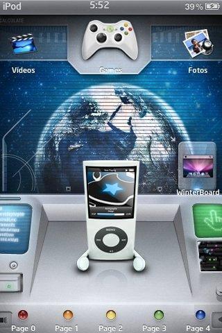 Theme Apple Espacio 1.1