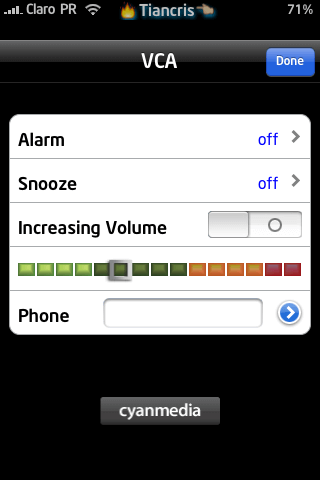 Voice Controlled Alarm 2.5-02