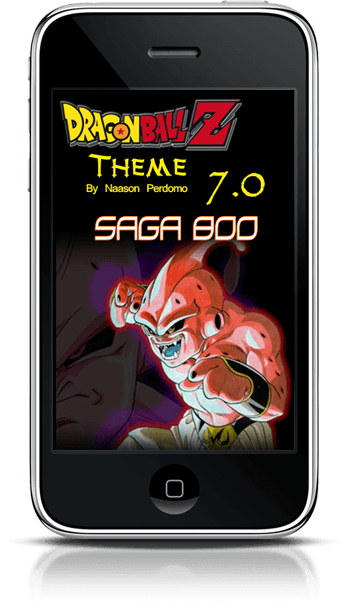 Theme: Dragon Ball Z Saga Boo NP 7.0