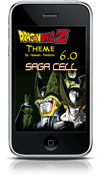 Theme: Dragon Ball Z Saga Cell NP 6.0
