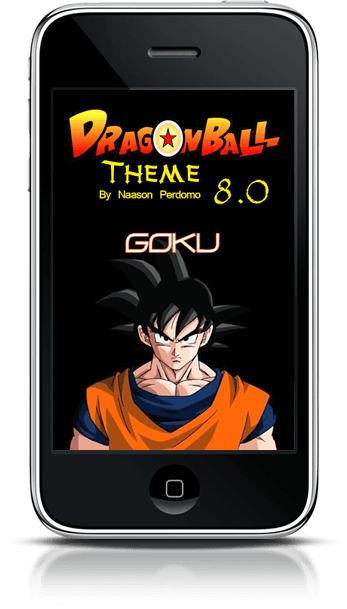 Theme: Dragon Ball Goku NP 8.0