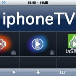 TV desde el Iphone/Ipod touch por 3G o Wifi - 1