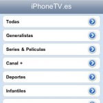TV desde el Iphone/Ipod touch por 3G o Wifi - 3