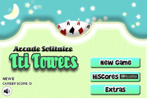 Arcade Solitaire TriTowers 1.0-01