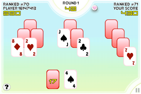 Arcade Solitaire TriTowers 1.0-02