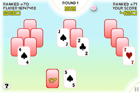 Arcade Solitaire TriTowers 1.0-04
