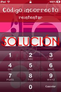 CODIGO INCORRECTO 001