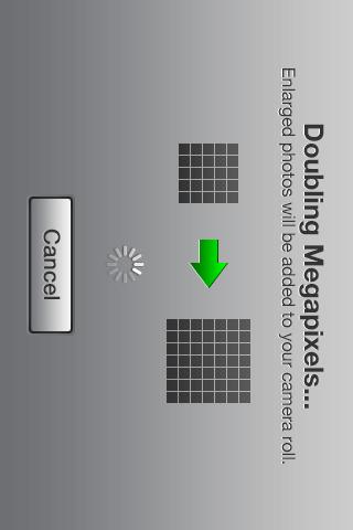 Camera XL – Megapixel Doubler 1.0-02