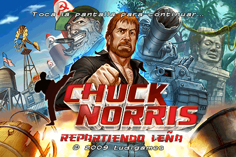 Chuck Norris Bring on 1.0.6-01