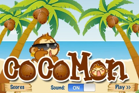 CocoMon Free Flight of the Monkeys Coconut 1.0.2-01