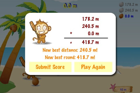 CocoMon Free Flight of the Monkeys Coconut 1.0.2-02