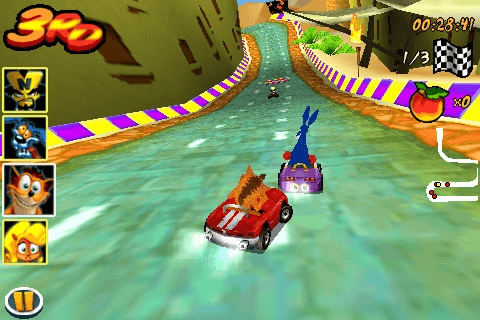 Crash Bandicoot Nitro Kart 3D 1.0-03