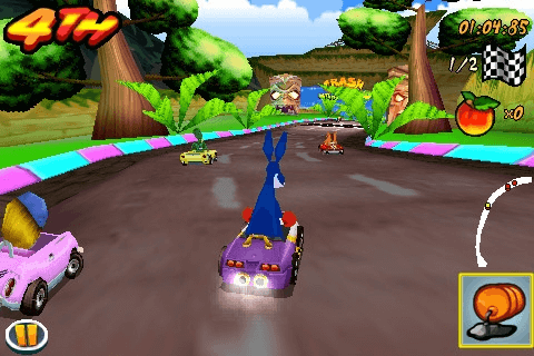 Crash Bandicoot Nitro Kart 3D 1.0-04