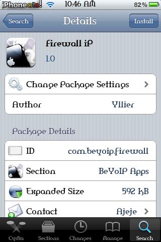 Firewall IP-01