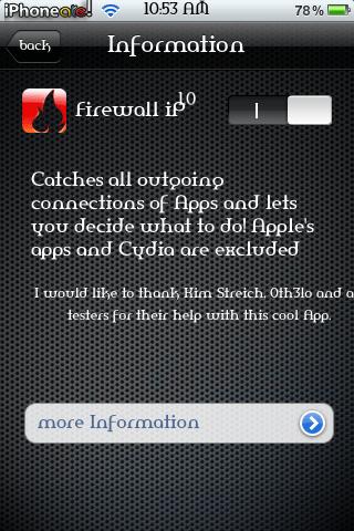 Firewall IP-05