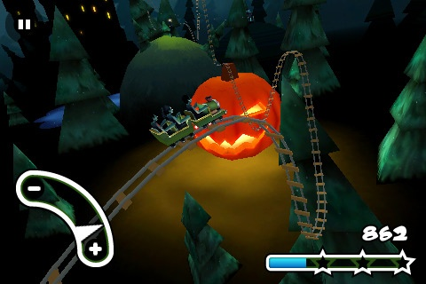 Haunted 3D Rollercoaster Rush 1.0.4-01