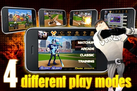 Homerun Battle 3D 1.3.0-01