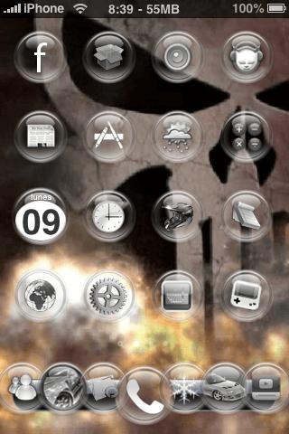 Tema Video y 7 Icon Dock - 2