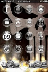 Tema Video y 7 Icon Dock