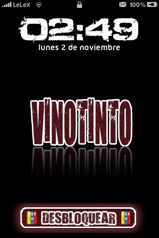 Theme Vinotinto 1.0