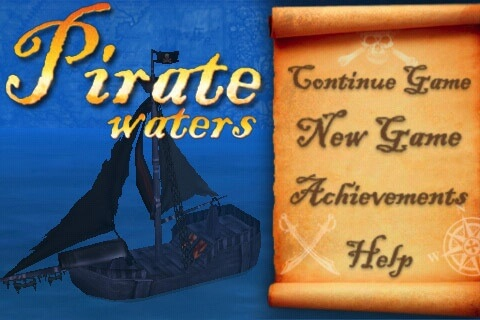Pirate Waters 1.0.1-01