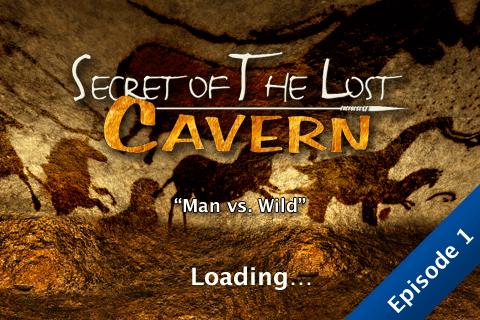 Secret of the Lost Cavern Episodio 1  1.0-01