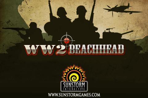 WW2 Beachhead  1.0-01