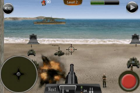 WW2 Beachhead  1.0-04
