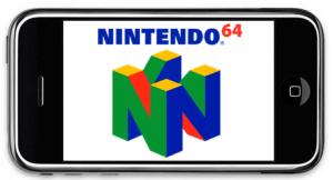 iPhone N64
