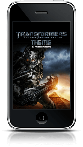 Theme: Transformers 2 Decepticons NP 1.0