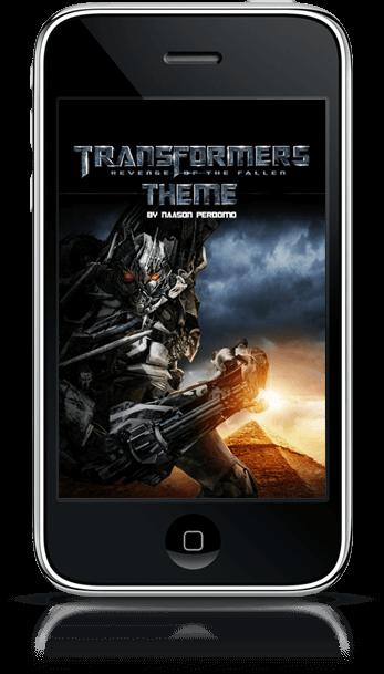 Theme: Transformers 2 Decepticons NP 1.0