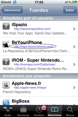 Snes4iphone - 1