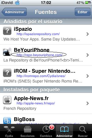 Snes4iphone - 1