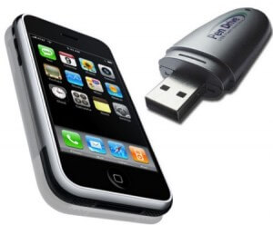 Utiliza tu iPhone/iPod Touch Como memoria USB