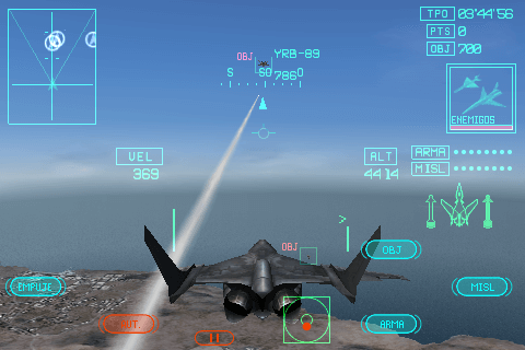 Ace Combat Xi Skies of Incursion  1.0-04