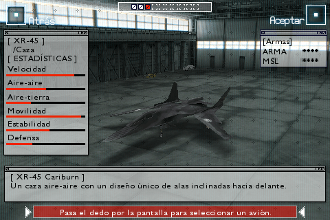 Ace Combat Xi Skies of Incursion  1.0-05