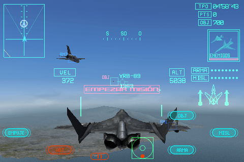 Ace Combat Xi Skies of Incursion  1.0-06